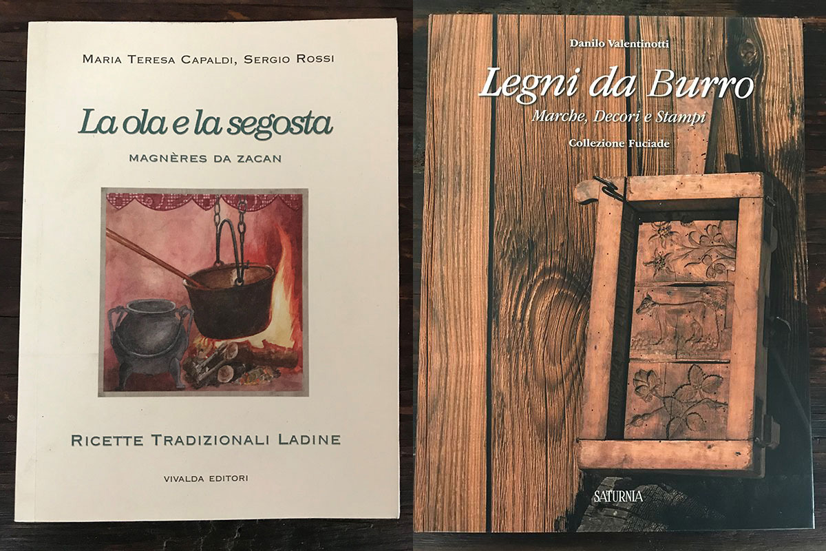 libro ricette tradizionali ladine
