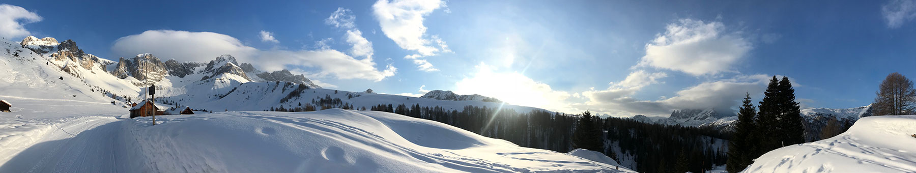 Giornata di sole invernale