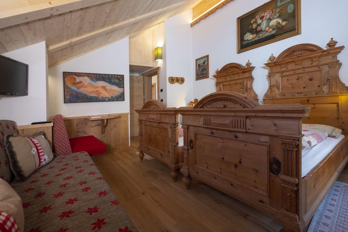 camera da letto Cimon