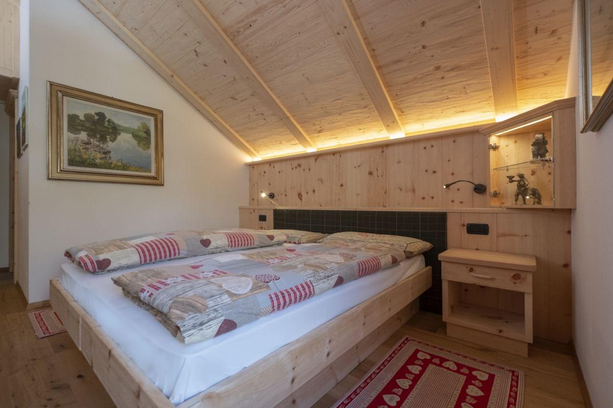 Camera da letto Marmolada